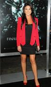 Nadia Bjorlin Final Destination 5 screening in LA 10-08-2011