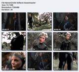 Emilie DeRavin Beastmaster bits and pieces clip