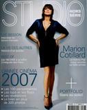 Marion Cotillard - Studio Mag - December 2007 - x6 scans