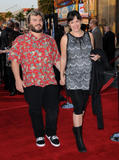 Jack Black @ Los Angeles premiere of Iron Man, Chinese Theatre, April 30, 2008