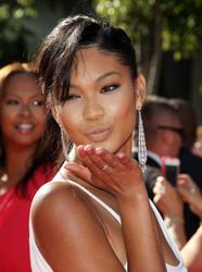 Шанель Иман, фото 512. Chanel Iman - Booty in dress at 2012 ESPY Awards at Nokia Theatre LA Live in LA, 11 July 11, foto 512