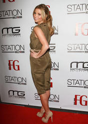 Amber Lancaster @ The FG Magazine's February Issue Launch in Holywood - Jan. 26, 2011 (5HQ)