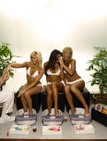 Kelly Kelly With Michelle McCool and Candice Michelle Foto 423 (Келли Келли С Мишель Маккула и Кэндис Мишель Фото 423)