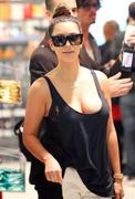 kim kardashian black tank top