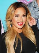 Adrienne Bailon - FOX's The X Factor Finalists Party in LA 11/05/12
