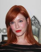 Christina Hendricks - The Book of Mormon Opening Night in Los Angeles 09/12/12