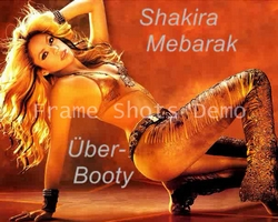 Shakira Mebarak - Über-Booty [Made by F.R.] Video + Caps ***RE-UP***