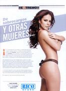 Gaby Elizalde Revista H Extremo Marzo 2011