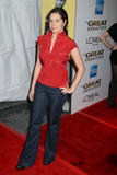 Zuleikha Robinson @ The Great Debaters screening in New York 2007.12.19.