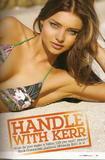 Miranda Kerr posing in msall bikini in Ralph Magazine - Hot Celebs Home