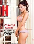Сорайда Гомез, фото 2. Zoraida Gomez - H para Hombres - Feb 2011 (x44), photo 2
