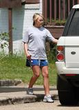 Jamie Lynn Spears - leaving Connie's Jewelry & Gifts store in Kentwood (April 8, 2008)