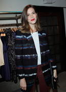 Mandy Moore - Rag & Bone Celebrates Opening Of LA Flagship in LA 10/26/12