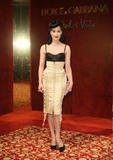 Dita Von Teese at Dolce and Gabanna party at Baoli, Port Canto during the 61st International Cannes Film Festival