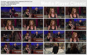 Jenna Fischer - 05.12.10 (Late Show With David Letterman) Xvid