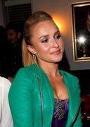 Hayden Panettiere - Dom Perignon & W Magazine Celebrate The Golden Globes in LA 01/11/13