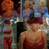 Pamela Anderson @ VIP, Amazonie & voyeurisme : 4 vids (cleavage)