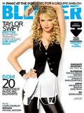 Taylor Swift - Blender magazine cover and photoshoot