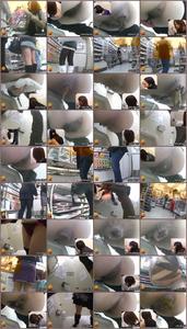Scat Voyeur E37-06 (toilet cam)  Asian Scat Scat Voyeur
